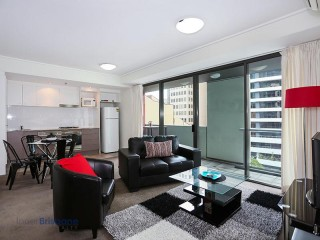 View profile: Inner City 1 Bedroom Unit -  FULLY FURNISHED