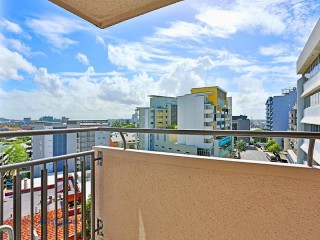 View profile: Furnished 1 Bedroom Apartment - Great City Views !