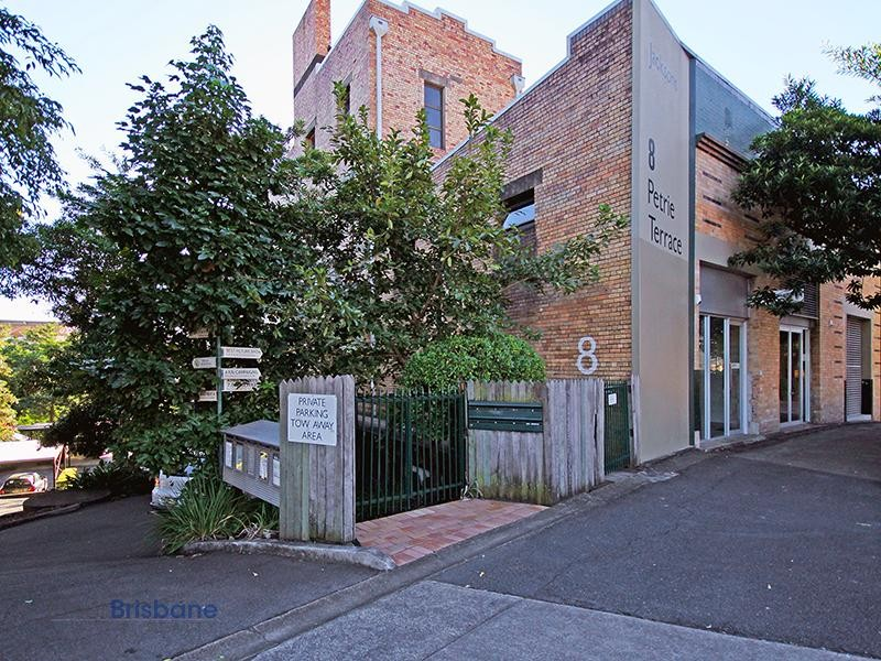 By far the coolest petrie terrace id 536 for 242 petrie terrace brisbane